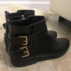 Tommy Hilfiger Ankle Boots Size 8M